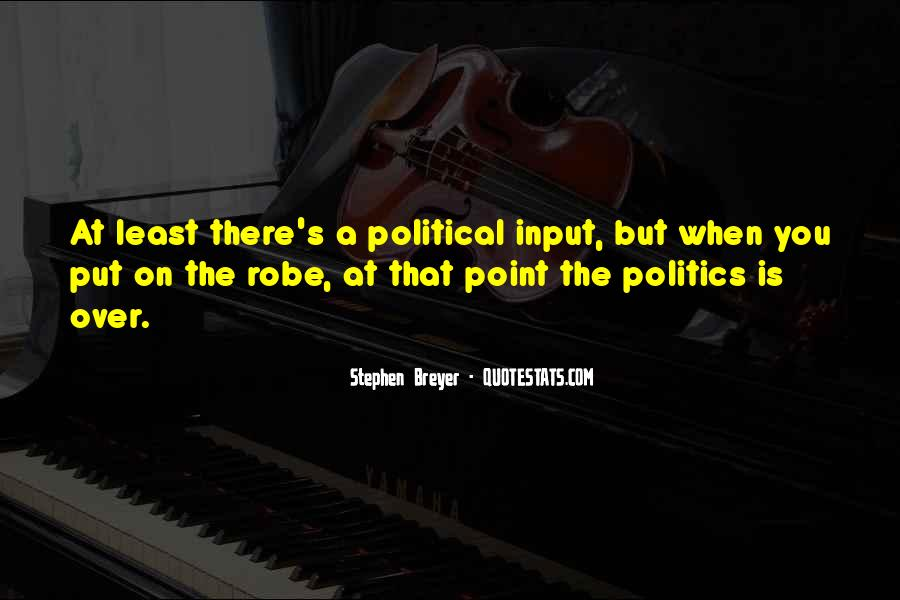 Stephen Breyer Quotes #279374