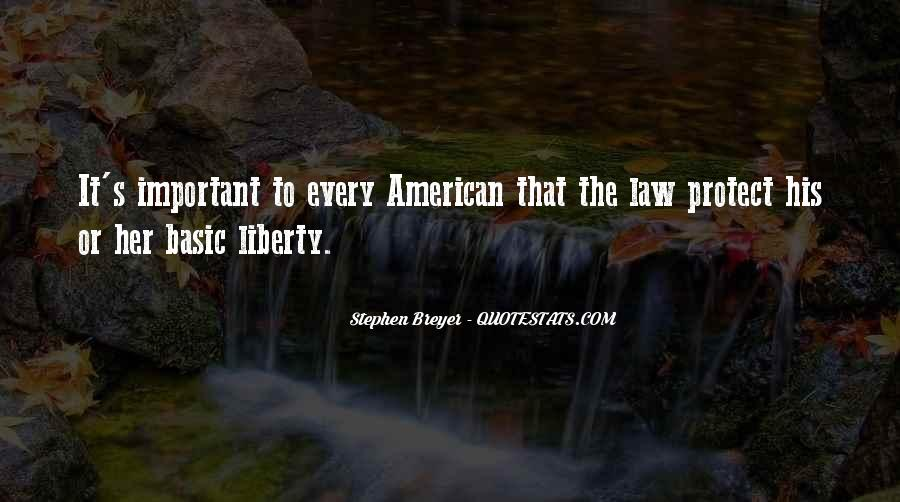 Stephen Breyer Quotes #961077