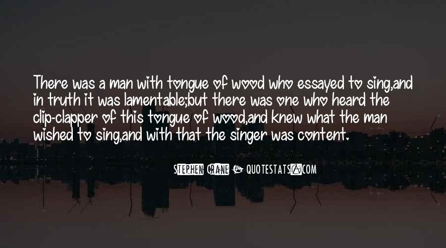 Stephen Crane Quotes #1067818