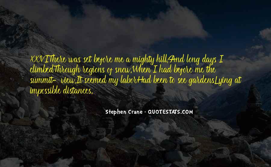 Stephen Crane Quotes #1184071