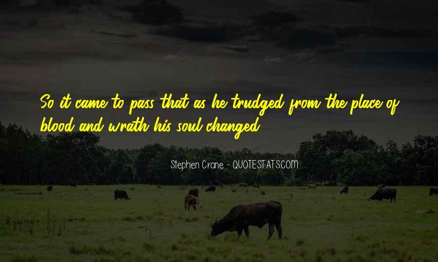 Stephen Crane Quotes #1434739