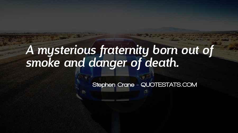 Stephen Crane Quotes #1534000