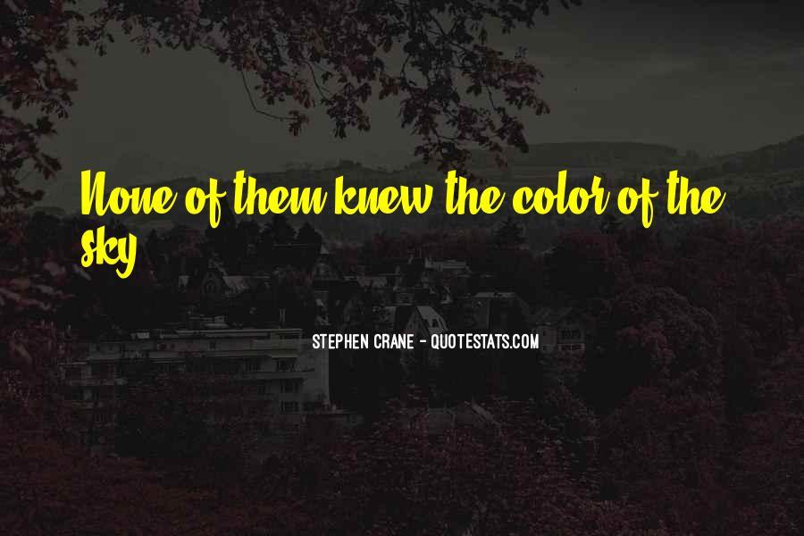 Stephen Crane Quotes #159219