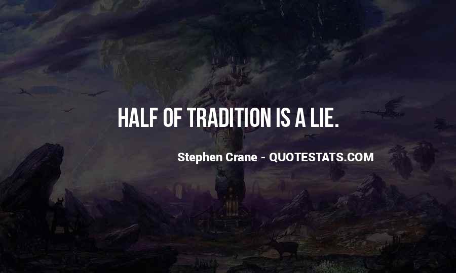 Stephen Crane Quotes #1685358