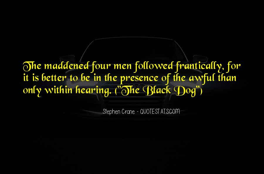 Stephen Crane Quotes #170269