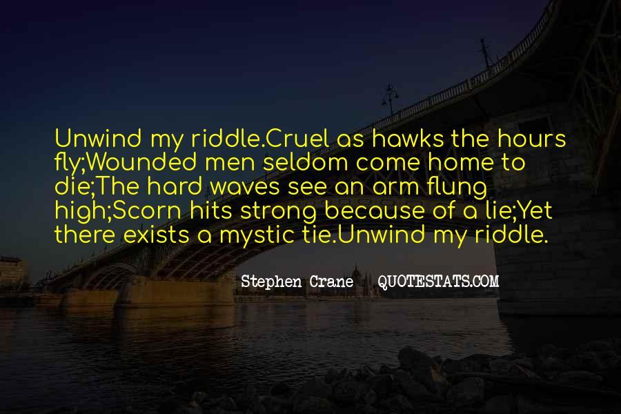 Stephen Crane Quotes #1790809