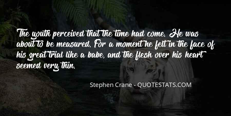 Stephen Crane Quotes #193996