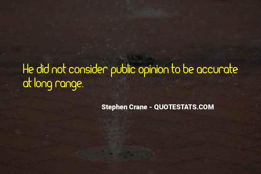 Stephen Crane Quotes #239357