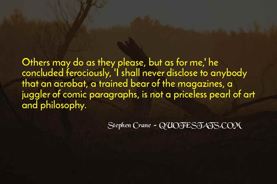 Stephen Crane Quotes #333425