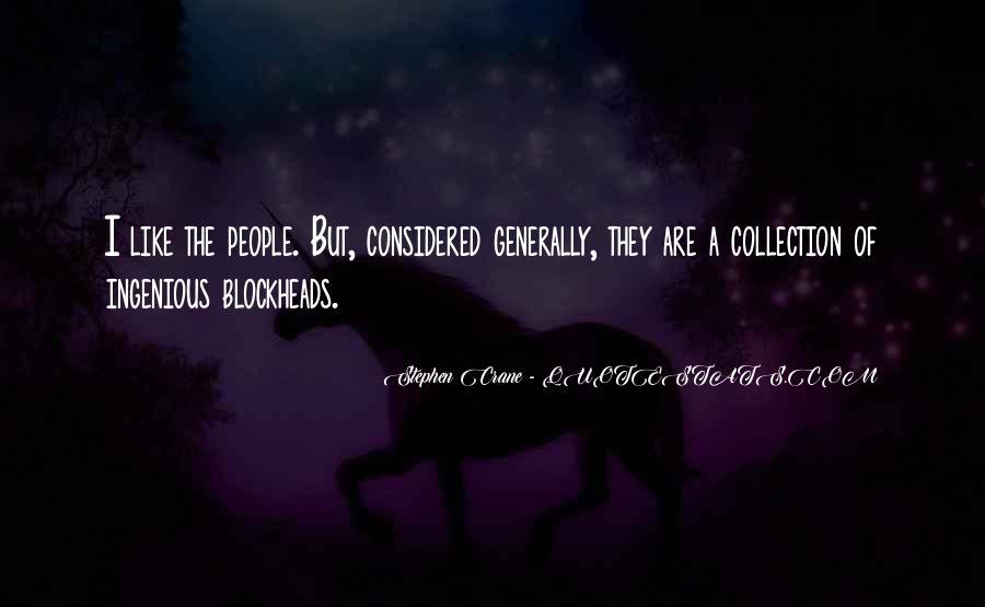 Stephen Crane Quotes #390114