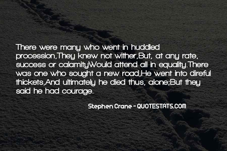Stephen Crane Quotes #414760