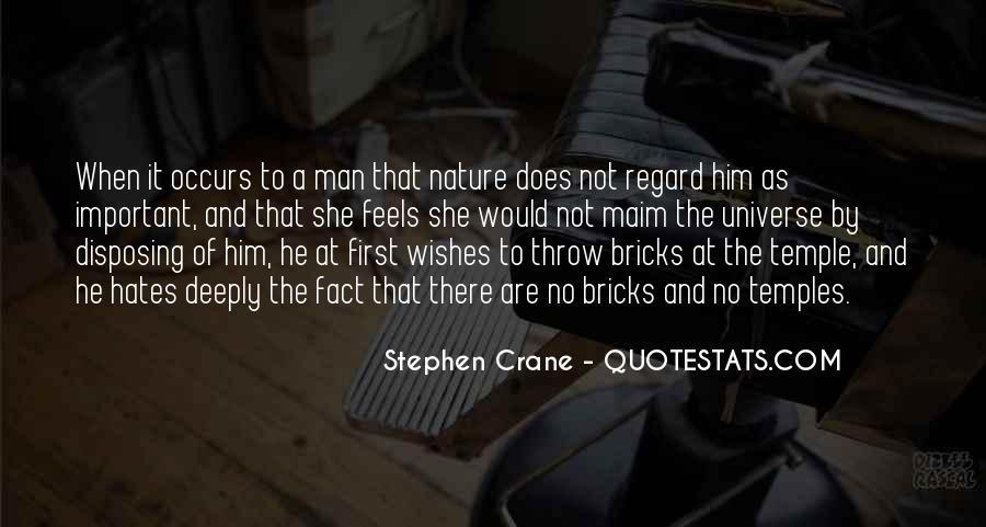 Stephen Crane Quotes #626146