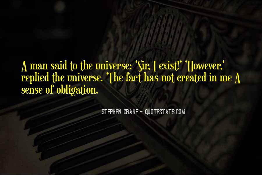 Stephen Crane Quotes #636317