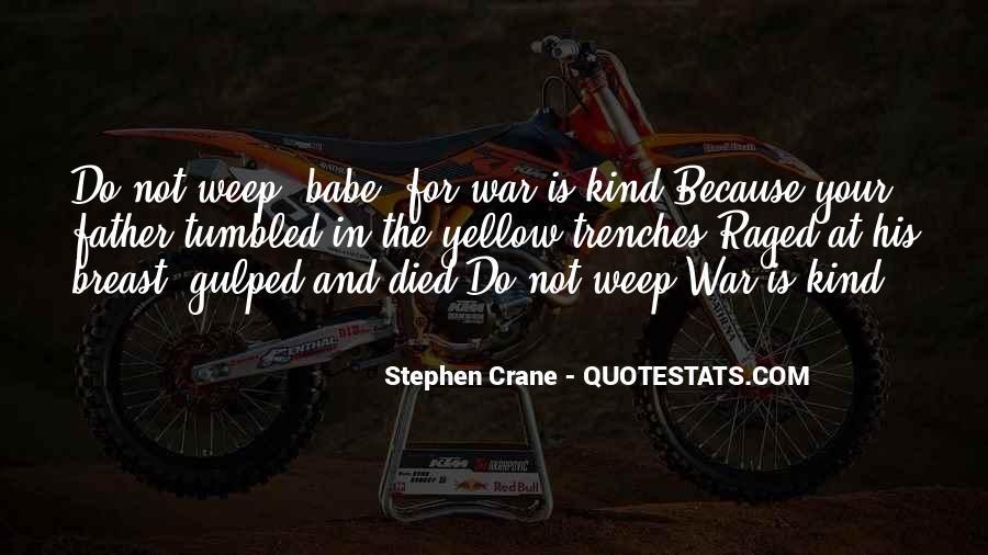 Stephen Crane Quotes #653536