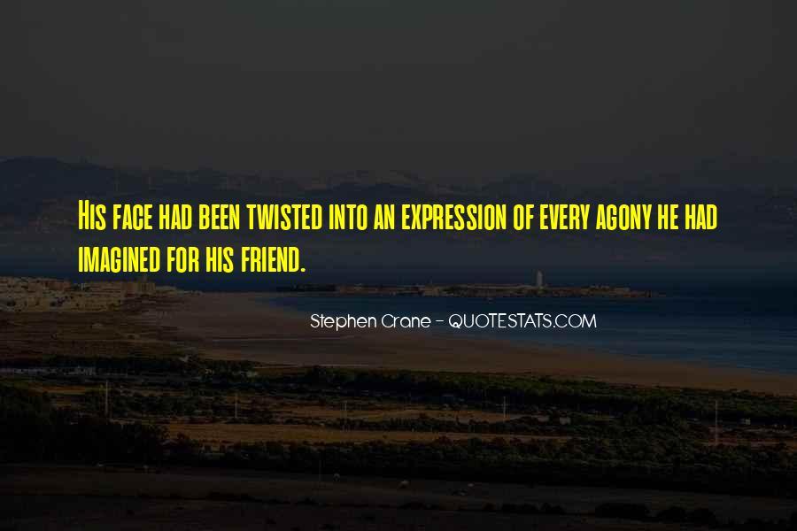 Stephen Crane Quotes #734235