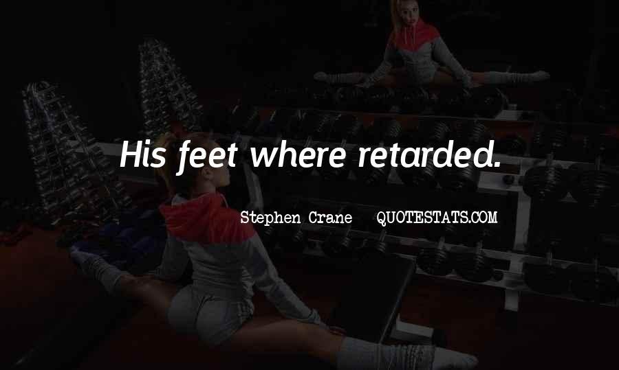 Stephen Crane Quotes #736892