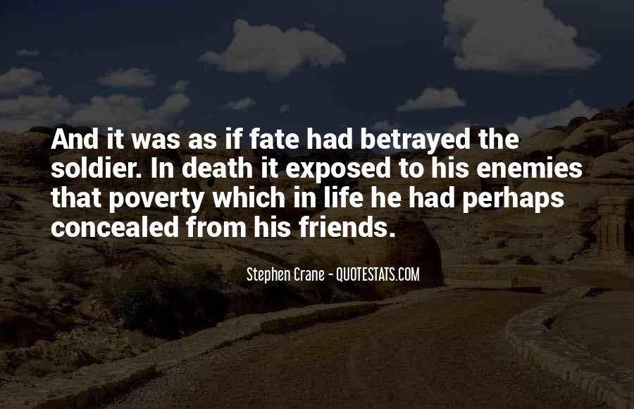 Stephen Crane Quotes #758440