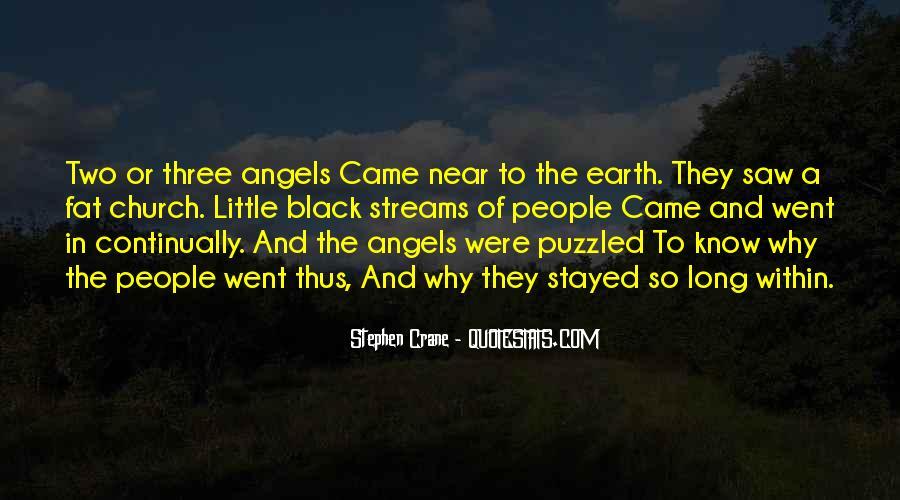 Stephen Crane Quotes #911363