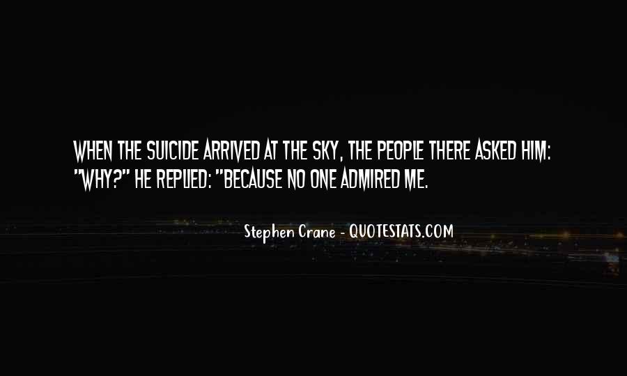Stephen Crane Quotes #959066