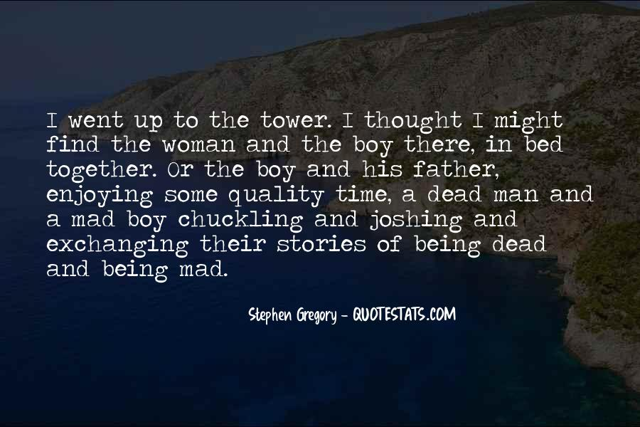 Stephen Gregory Quotes #623139