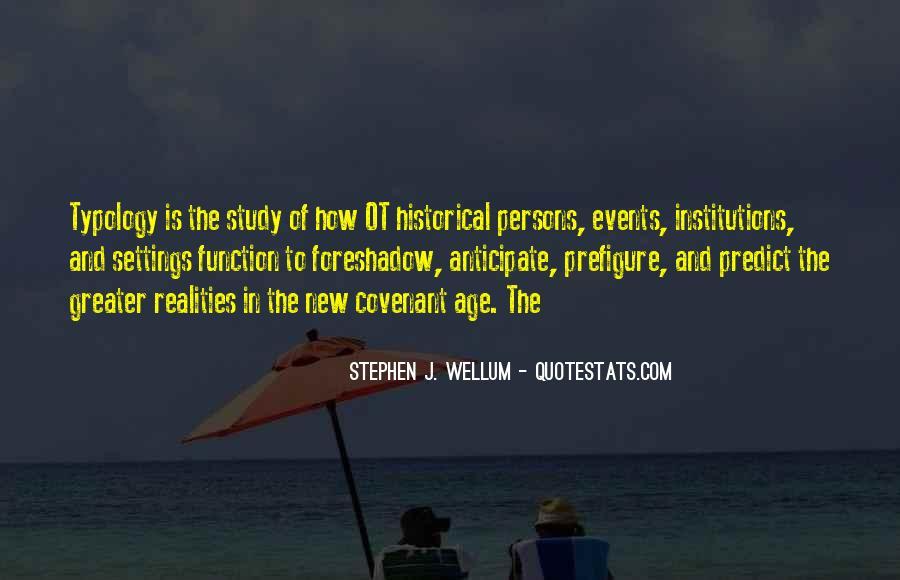 Stephen J. Wellum Quotes #1237649