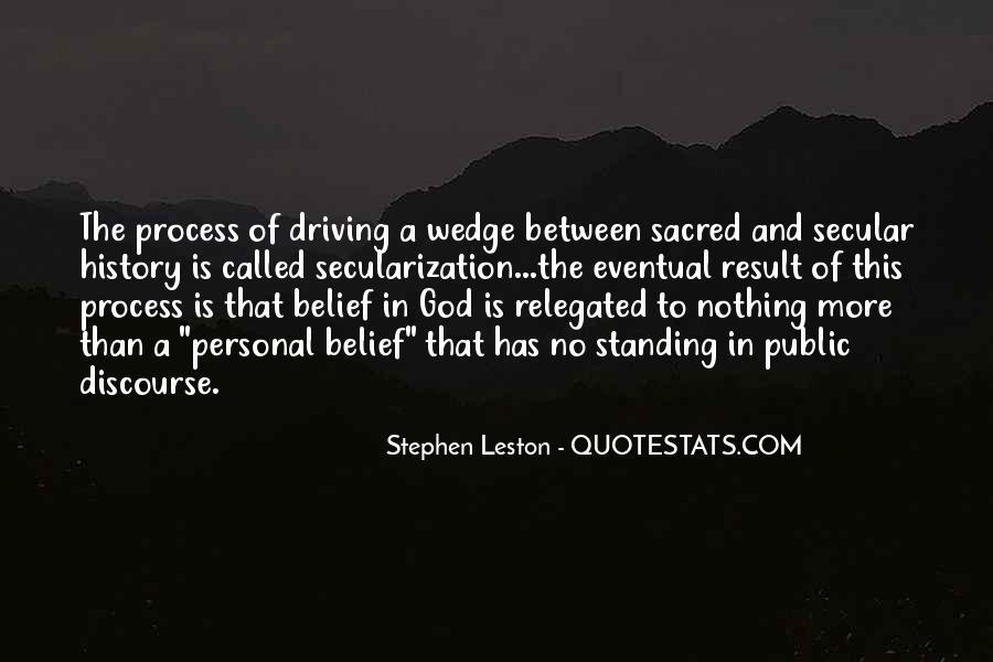 Stephen Leston Quotes #95038