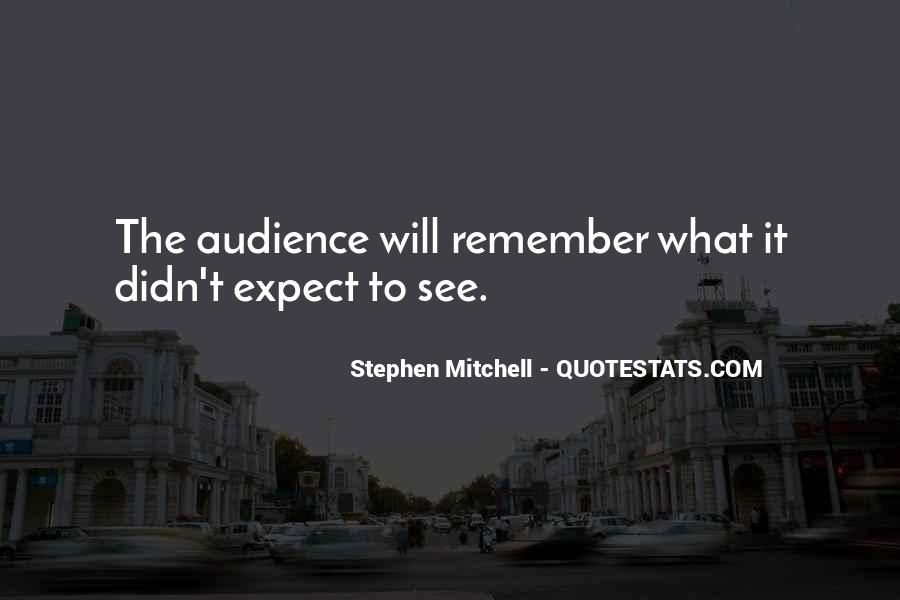 Stephen Mitchell Quotes #1406674