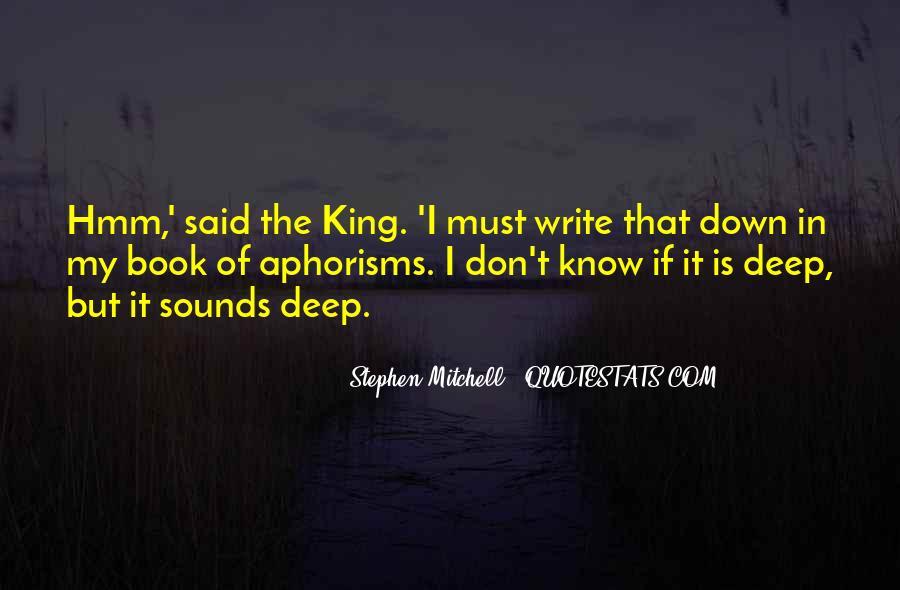 Stephen Mitchell Quotes #1438125