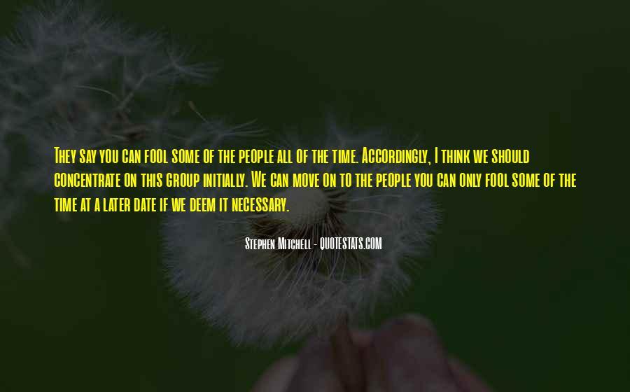 Stephen Mitchell Quotes #153295