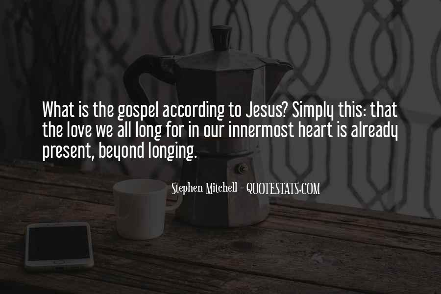 Stephen Mitchell Quotes #1826014