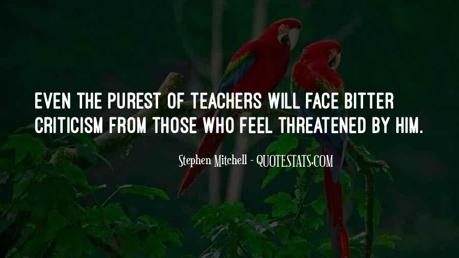 Stephen Mitchell Quotes #393772