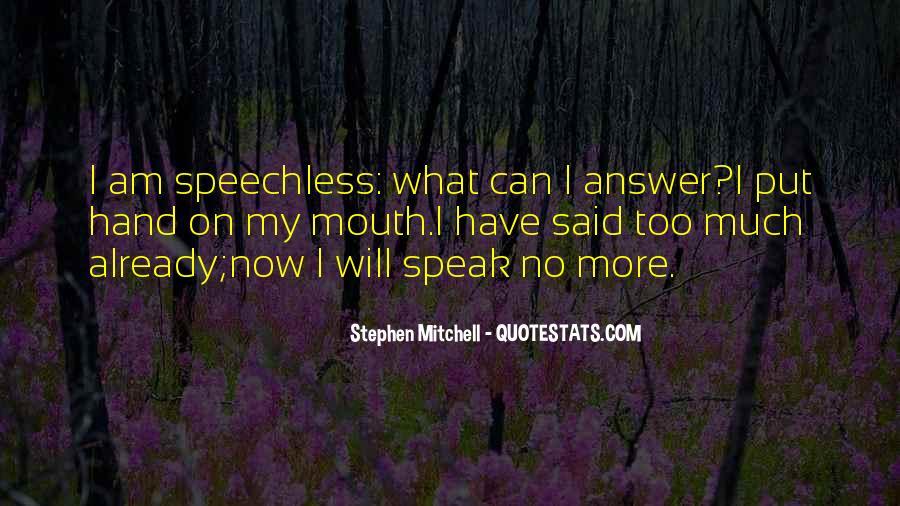 Stephen Mitchell Quotes #902811