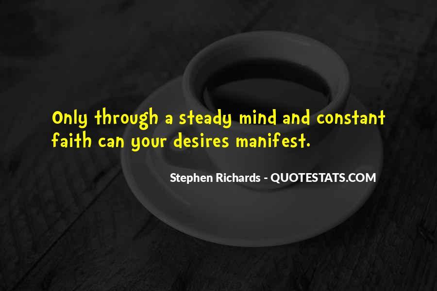Stephen Richards Quotes #1111284