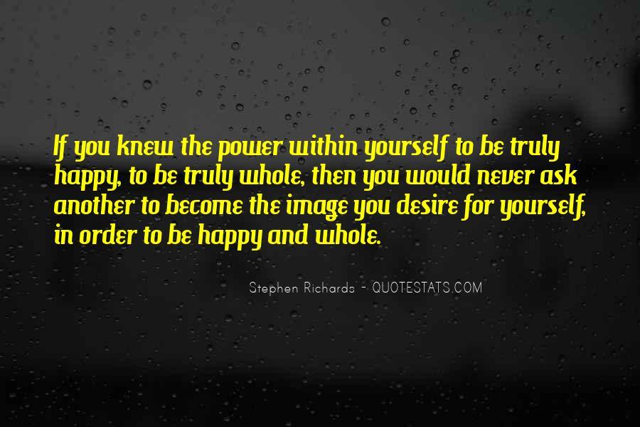 Stephen Richards Quotes #1358318