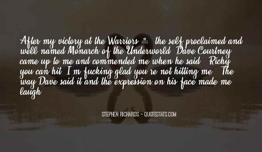 Stephen Richards Quotes #1428973