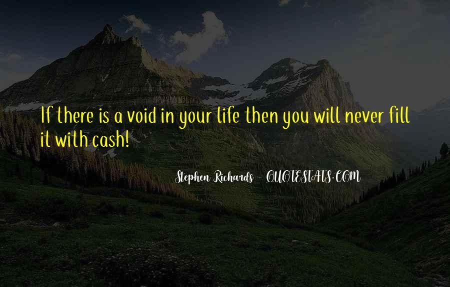 Stephen Richards Quotes #1448704