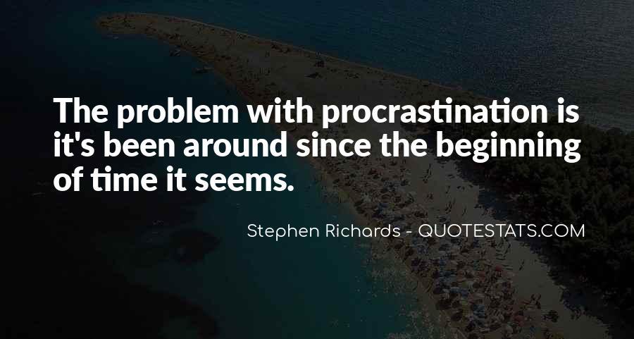 Stephen Richards Quotes #1472481