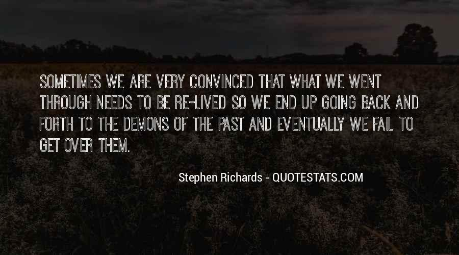 Stephen Richards Quotes #1504043