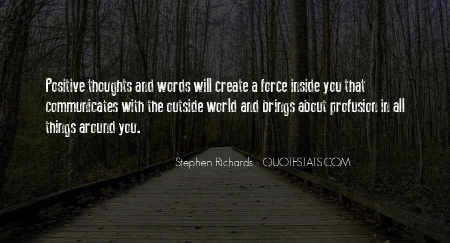 Stephen Richards Quotes #1605177