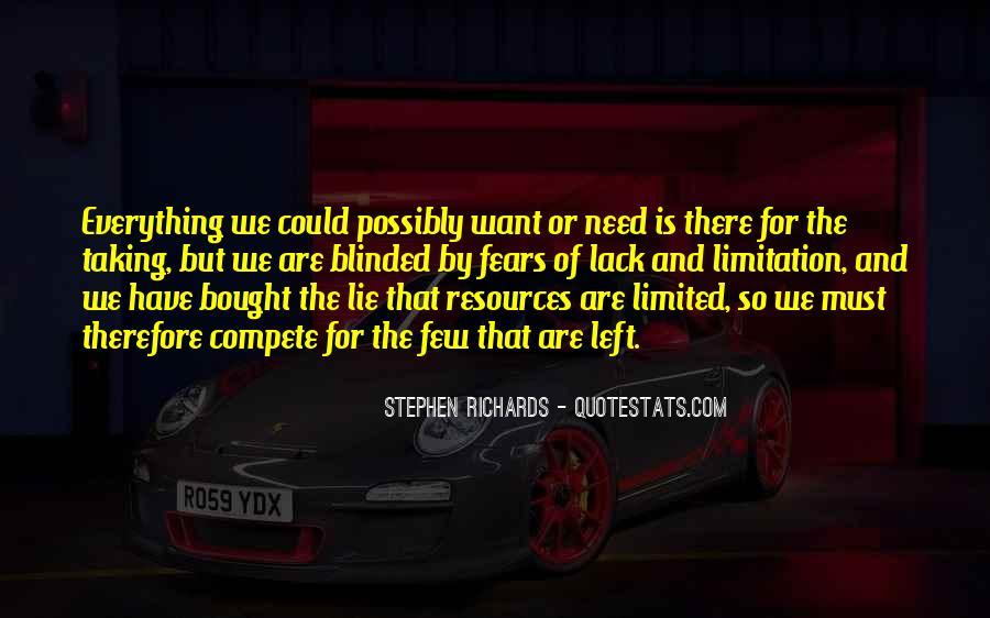Stephen Richards Quotes #1724096