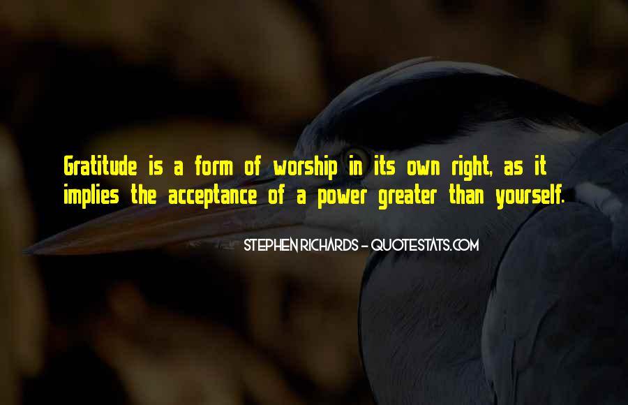 Stephen Richards Quotes #1815110
