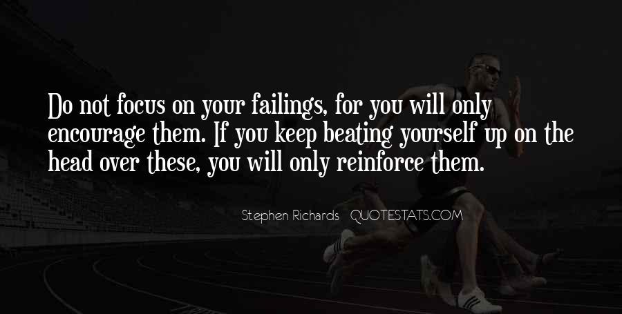 Stephen Richards Quotes #472937