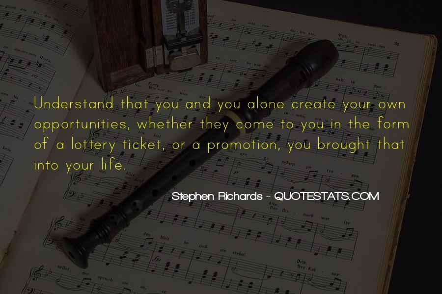 Stephen Richards Quotes #51740