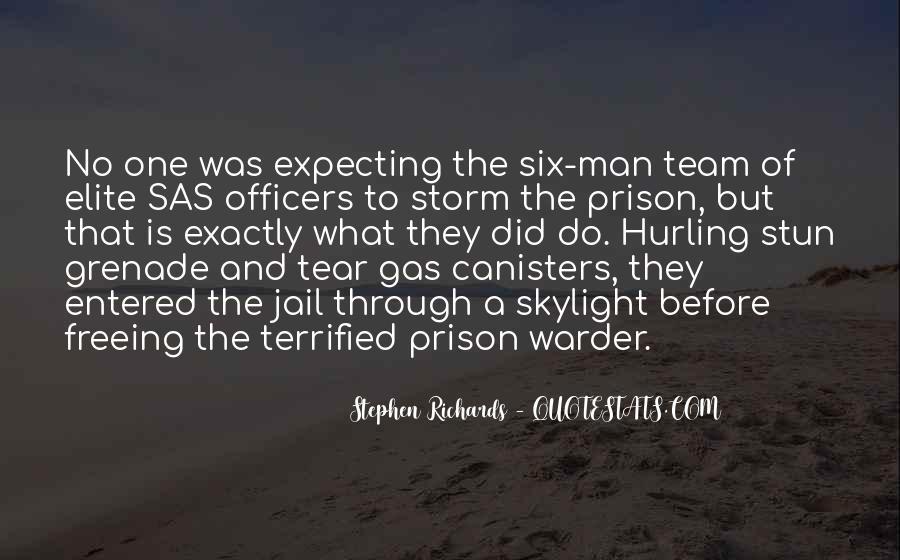 Stephen Richards Quotes #569927