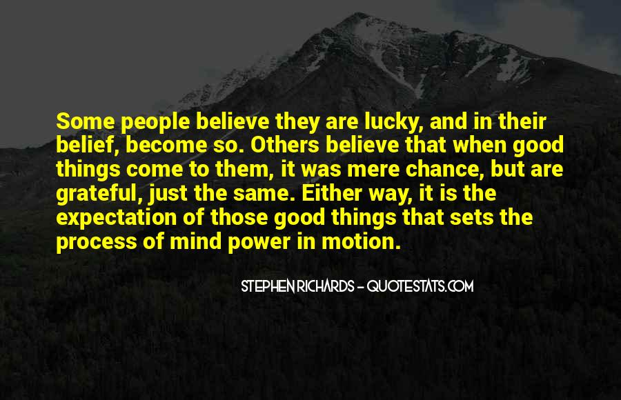 Stephen Richards Quotes #658026