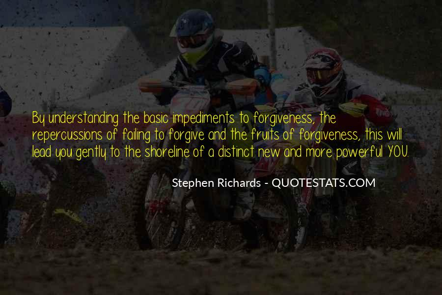 Stephen Richards Quotes #776612
