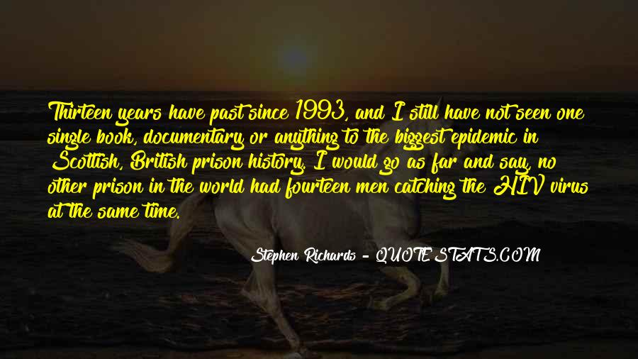 Stephen Richards Quotes #81168