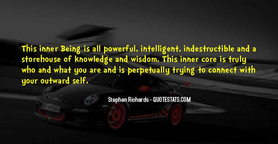 Stephen Richards Quotes #859502