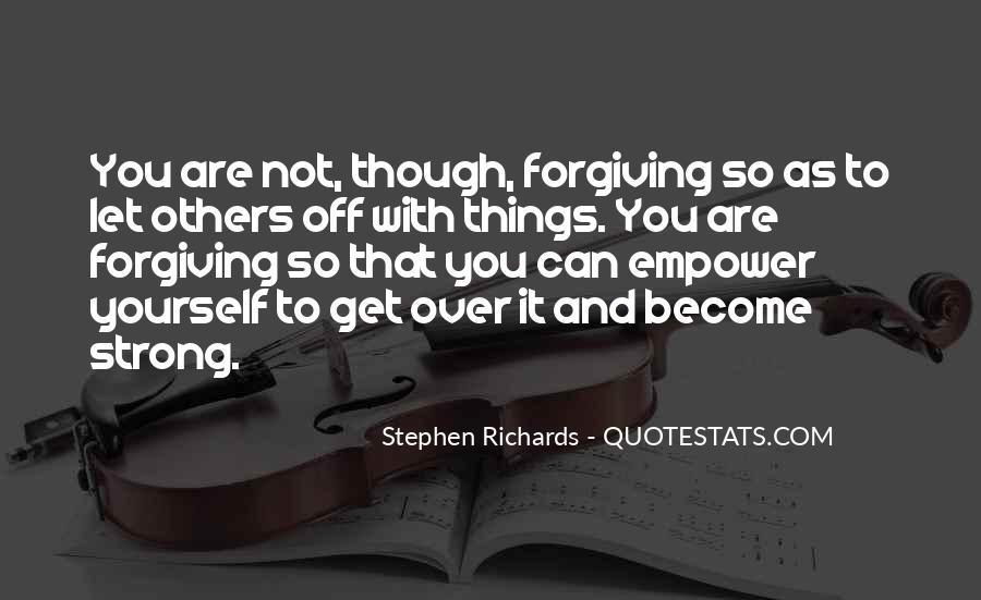 Stephen Richards Quotes #914183