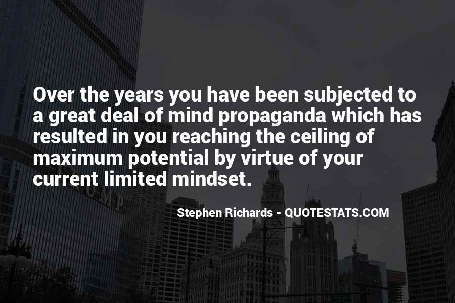 Stephen Richards Quotes #918499